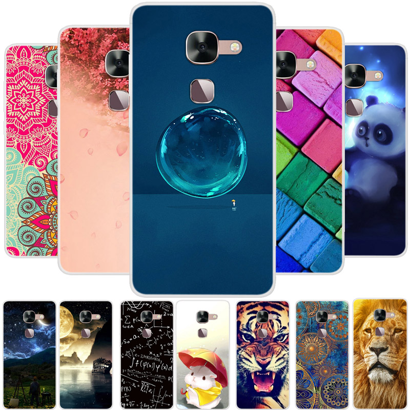 For Letv Leeco Le S3 X522 Case Silicone TPU Soft Phone Cover Case For Letv Leeco Le 2 X527 le2 X522 x520 x526 S3 x626 Case