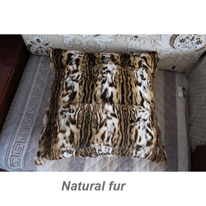 leopard fur pillow case (5)