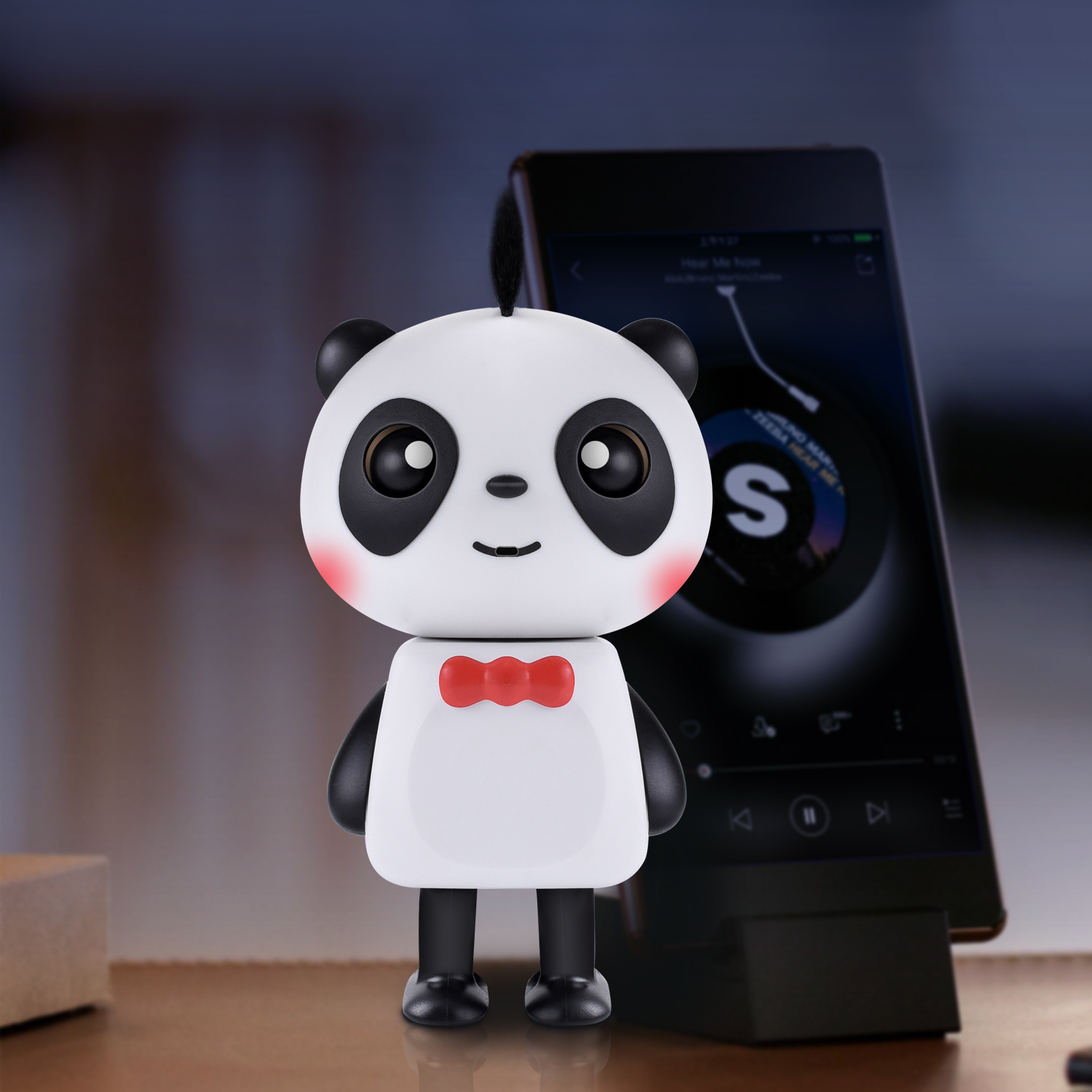 Children Musical Toy Cute Swing Body Panda Vocal Sound Toys Music Player Baby Interactive Panda For Kids Gift Education Toy