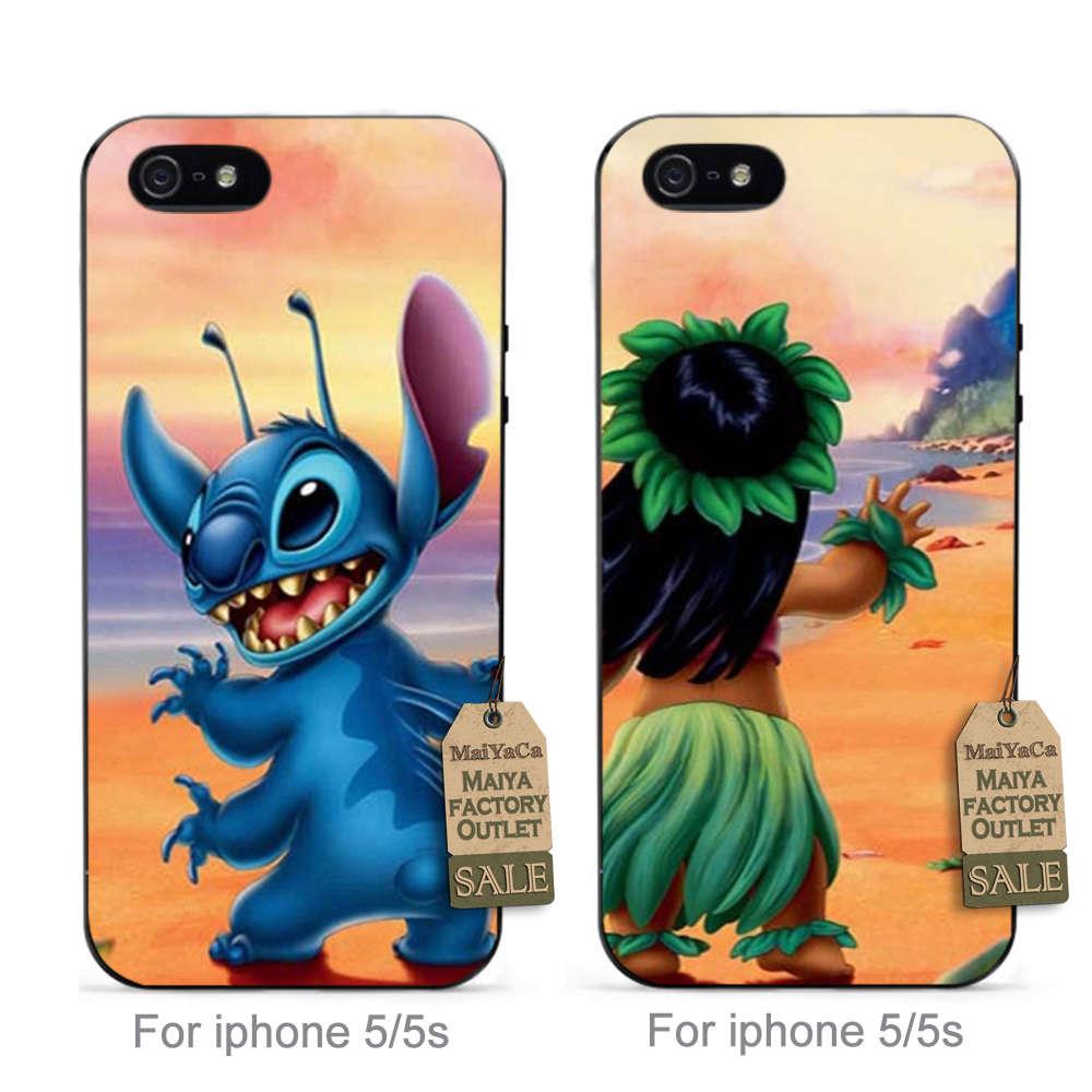 Negro suave de silicona tpu accesorios del teléfono pareja para iphone se 5s 6 s