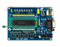 PIC Development Board PIC Learning Board PIC 40 MINI With PIC18F4550 Chip USB Development