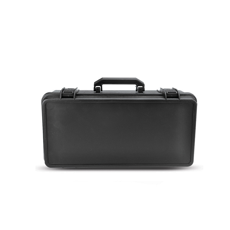 SQ3416  portable medical storage tool suitcase plastic rugged equipment case with foam tool case gun suitcase box long toolkit equipment box shockproof equipment protection carrying case waterproof with pre cut foam