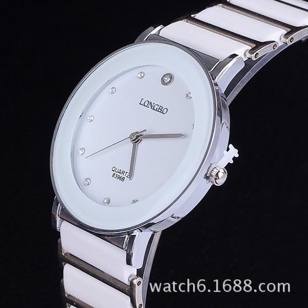 Lüks Seramik Suya davamlı İdman Kişi Biləkli Saat, Pulsuz - Kişi saatları - Fotoqrafiya 1