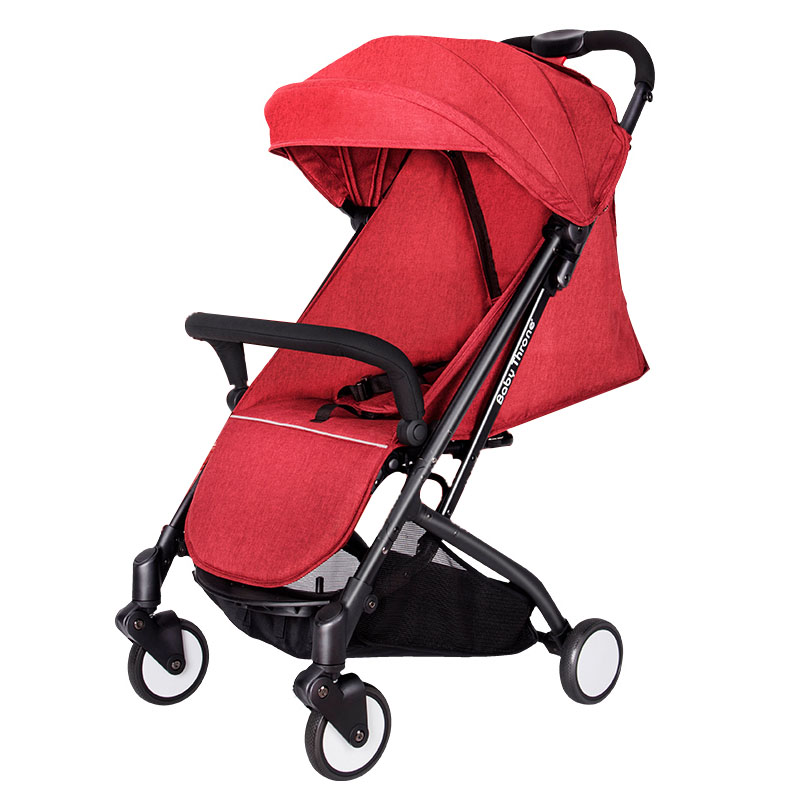 European Baby Strollers Super Light Easy Fold Travel Baby Carriage Stroller Send 12 Free Gifts Fast Delivery 5.8kg