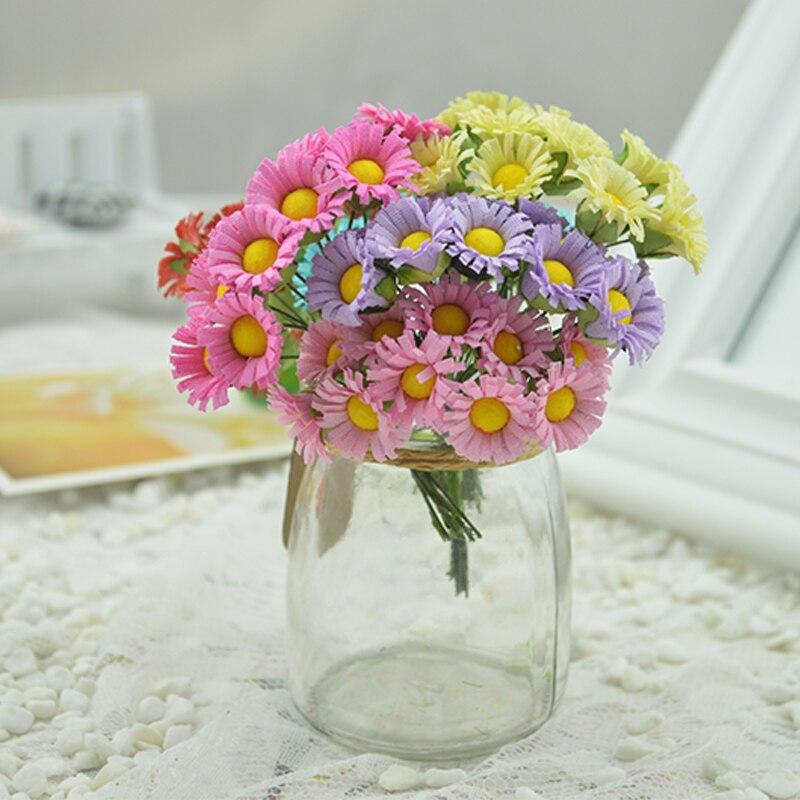 Online Get Cheap Artificial Flowers Living Room Decoration