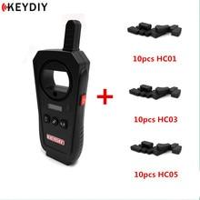 החדש KEYDIY KD X2 רכב מפתח מוסך דלת מרחוק Generater/שבב קורא/תדר בודק/מכונת צילום כרטיס גישה עם KD900 שלטים