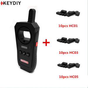 Image 1 - Newest KEYDIY KD X2 Car Key Garage Door Remote Generater/Chip Reader/Frequency Tester/Access Card Copier With KD900 Remotes