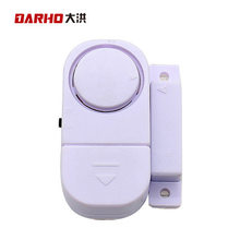 DARHO Hot Sale Sensors Wireless Home Door Window Entry Burglar Alarm Signal Safety Security Alarm Switch Guardian Protector