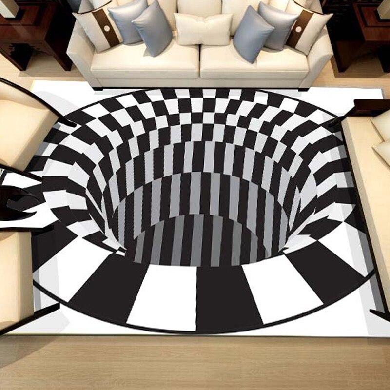 Bedroom Black Rug Glass Bedroom Door Bedroom Paint Ideas Feature Walls Bedroom Door Colors: 3D Bedroom Rugs Black And White Carpet Living Room Floor