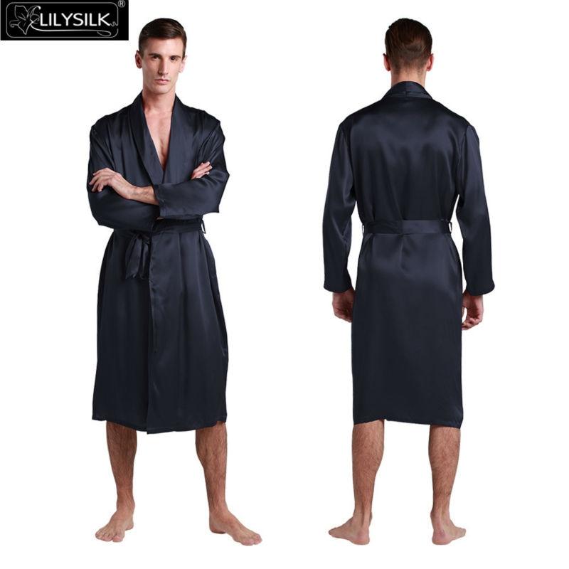 1000-navy-blue-22-momme-full-length-v-neck-silk-dressing-gown