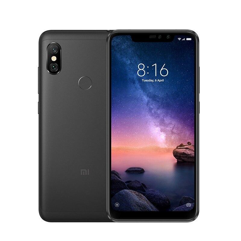 Global ROM Xiaomi Redmi Note 7 Mobile Phone 4GB RAM 64GB ROM