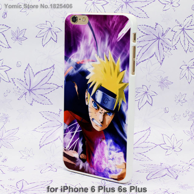 Naruto Phone Case for iPhone 6 6s Plus 7 7Plus SE 5 5s 5c – 06