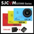 Оригинал SJCAM SJ5000 Серии SJ 5000 WiFi SJ5000 SJ5000X Elite 4 К Спорт Действий Камеры SJ cam + Дополнительная 1 шт. батарея + зарядное устройство