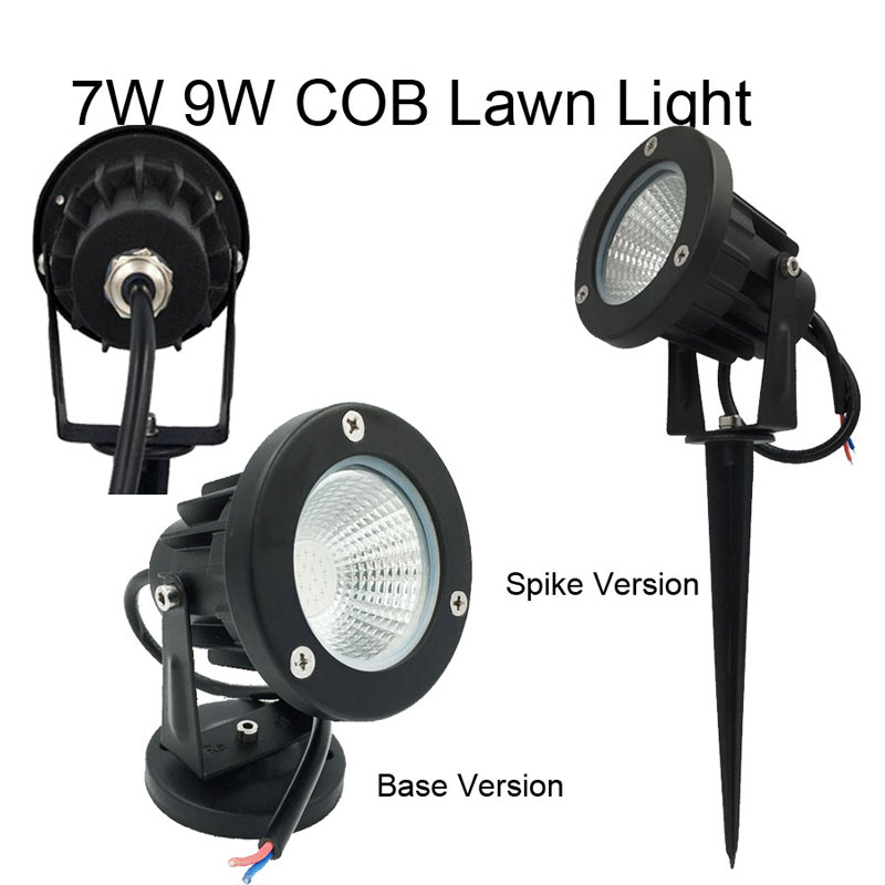 COB 3W 5W 7W 9W for Garden Decoration Warm White AC110V 220V LED Path Lighting Outdoor Spot Light 220 V Lawn LightsCOB 3W 5W 7W 9W for Garden Decoration Warm White AC110V 220V LED Path Lighting Outdoor Spot Light 220 V Lawn Lights