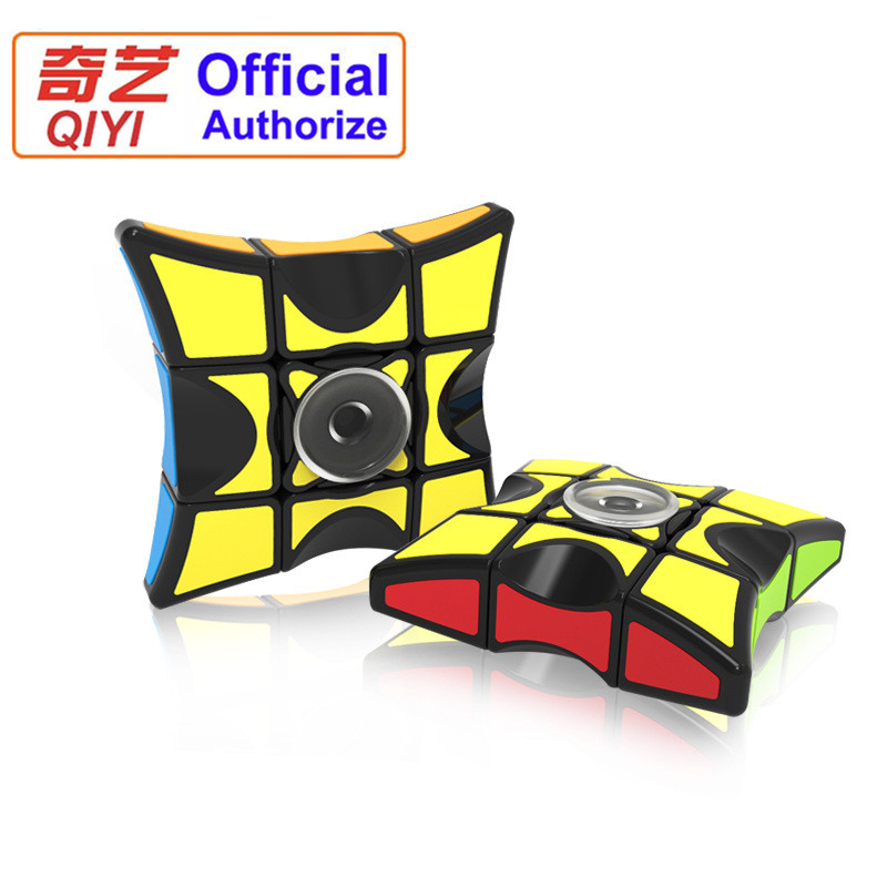 Qiyi Mo Fang Ge Spinner Toys Stress Reliever Learning Educational Magic Toys Gifts Magic ...