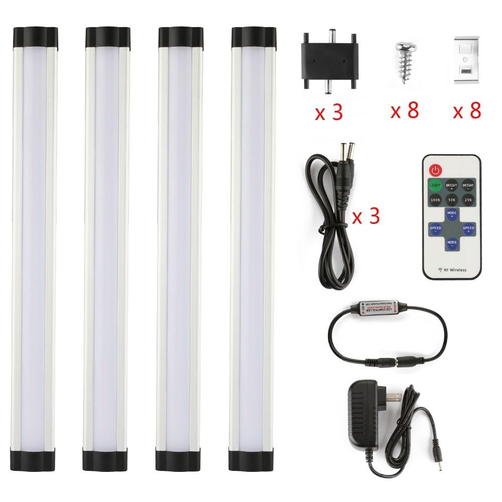 DMXY LED-szalag 110-240V SMD2835 meleg fehér / daylihgt 4 * 0,3M * - LED Világítás - Fénykép 2