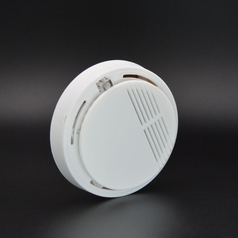 433MHz Wireless Smoke Detectors Smoke Detector Alarm For Home Burglar Alarm System, For Fire alarm system, 10 pieces include