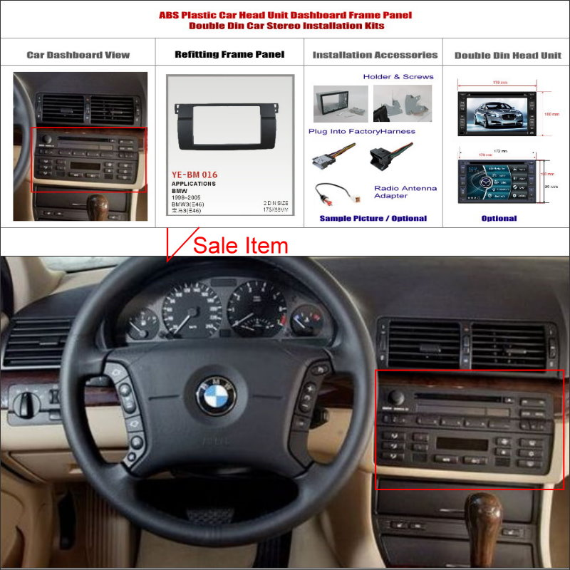 2005 Bmw X5 Radio Antenna Location