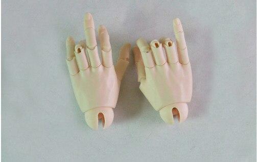 BJD 1/3 poupée articulée mains pour 65-70 cm poupées mâles