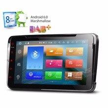 Xtrons 8″ Android 2 Din  6.0 Octa 8 Eight Core Car DVD Player for vw Volkswagen Golf Passat Seat Teledo Skoda Yeti GPS Navigate