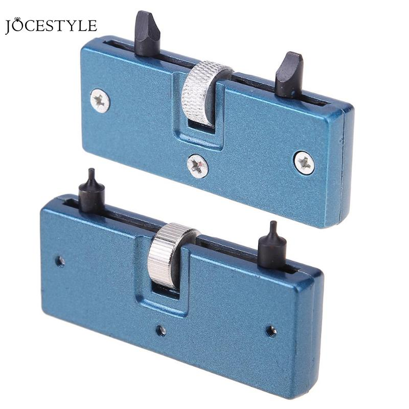 Portable Watch Tools Watches Back Case Watchmaker Opener Screw Wrench Cover Remover Battery Change Watchmaker Tool