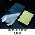 Lucent brillante Clear Frosted Mate antideslumbrante Protector de Pantalla de Cristal Templado Película Protectora Para IUNI i1