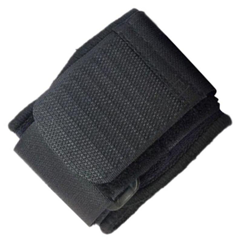 Adult Black Neoprene Wrap Compression Wrist Brace Support