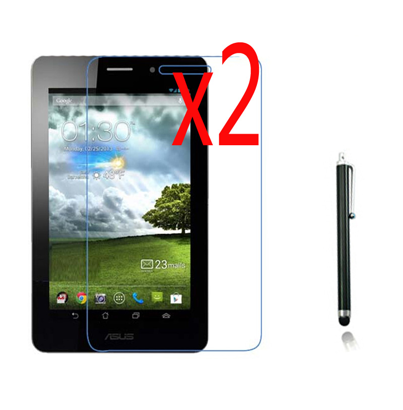 """1X 2X 5X HD Clear Screen Protector Cover for ASUS ME172 7/"""""""