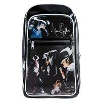 Student Backpacks Michael Jackson BAD Moonwalk Billie Jean Printing Cool Children School Bags For Boys Bolsos
