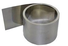 цена High purity 99.96% pure nickel belt, Pure Ni Plate Nickel Strip Tape For Li 18650 Battery Spot  0.15mm *25mm*5000mm 5 m / roll