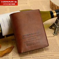 Leather Wallets Carteira Billetera Portefeuilles