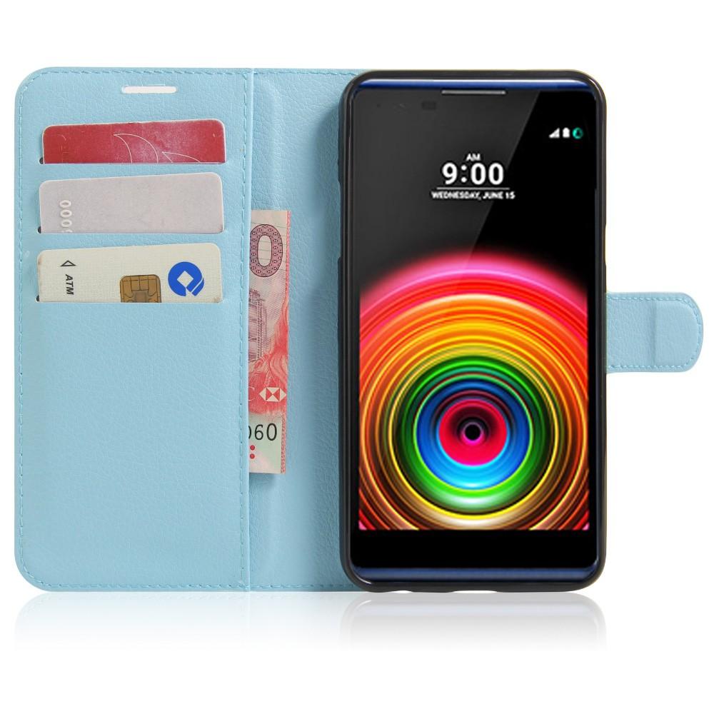 Dla lg x power k220ds case odwróć portfel pu skórzane etui telefon dla lg x power k210 k220 pokrywa uchwyt stojak telefon fundas ls755 torba 9