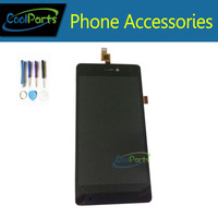 For Wiko Highway Signs LCD Display And Touch Screen Digitizer Assemble Replacement 1PC Lot