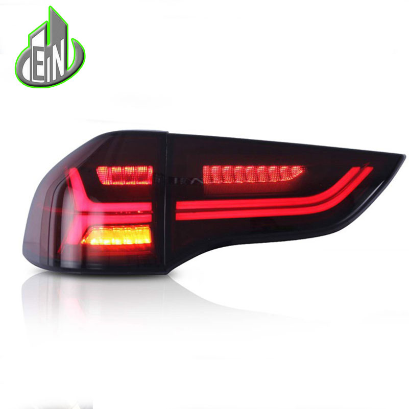 Car Tail lamp for Mitsubishi Pajero Montero Sport Full-LED Taillight Plug and Play Year 2011-2017 Pajero Taillights Back цена