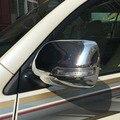Rear-View Side Mirror Cover Para Toyota Land Cruiser 200 LC200 Acessórios 2012-2016