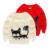 2017 Nuevos Niños Vestido de Gato de Dibujos Animados Niñas Suéter de los Géneros de punto Suéteres Infantil Otoño Suéter Vestido de Ropa de Niños