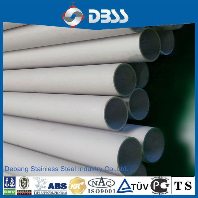 manufacturer of TP304/304L stainless steel pipe