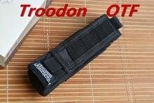 2016 neueste Microtech Troodon 4 Farben Aluminium OTF nylontasche für geschenk Aufbewahrungstasche Commor Larcefead gemacht