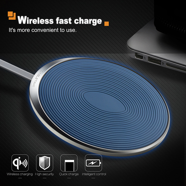 Wireless Car Charger Pad for Phone