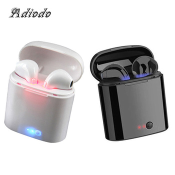 i7s TWS Mini Bluetooth Wireless   Earphones Earbuds With Charging Box   Sports Headsets Android Audifonos For   All Smart Mobile