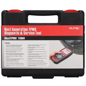 Image 4 - Autel MaxiTPMS TS601 narzędzie TPMS bezprzewodowy czujnik TPMS Reset ponownego uczenia się aktywować programowania z OBD2 kod diagnostyczny czytnik