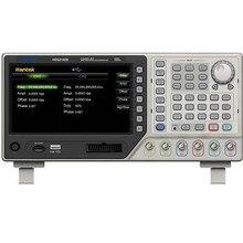 Hantek HDG2052C USB осциллографы Настольный генератор произвольных сигналов 50 МГц USB 250MSa/s частота образцов произвольный