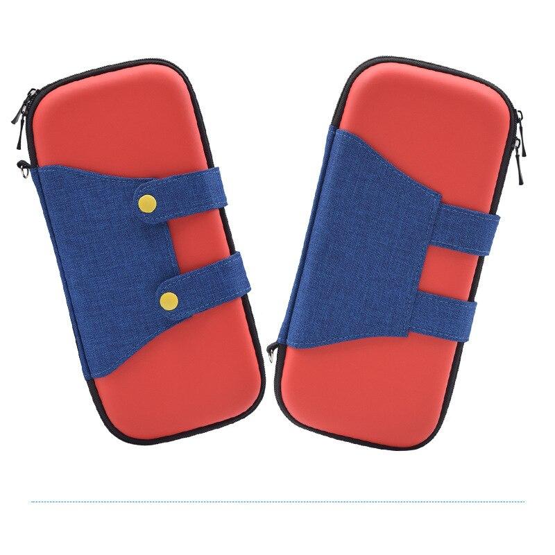 Jeebel Nintend Commutateur Sac Dur Cas Zipper Carry Case NS Console Portable Sac De Transport Stockage Couverture Nintend Commutateur Accessoires