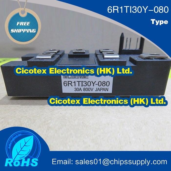 6R1TI30Y-080 IGBT MODULE6R1TI30Y-080 IGBT MODULE