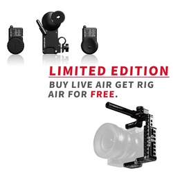 PDMOVIE LIVE AIR PDL-AF And PDL-AZ Bluetooth Wireless Follow Focus System for Gimbal or SLR Buy  LIVE AIR get RIG AIR free