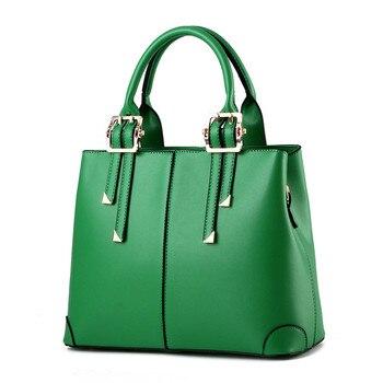 Women Bag Designer New Fashion Casual women's handbags Luxury shoulder bag high quality PU Brand 2019 Korean Style big capacity 1