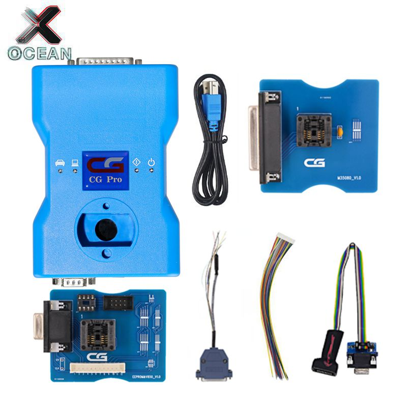 Newest CG Pro 9S12 Upgrade Of CG100 For Freescale CG705 711 908 912 9S12 Series CGDI CG-PRO Support For BMW CAS 1-4