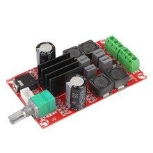 1Pc TPA3116D2 2x50W DC24V Dual-Channel Stereo Digital Power Amplifier Board