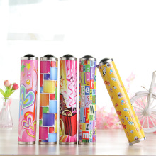 Educational Toys Rotating Polygon Kaleidoscope Exterior Creative Kindergarten Childrens Color Flower Tube Gifts