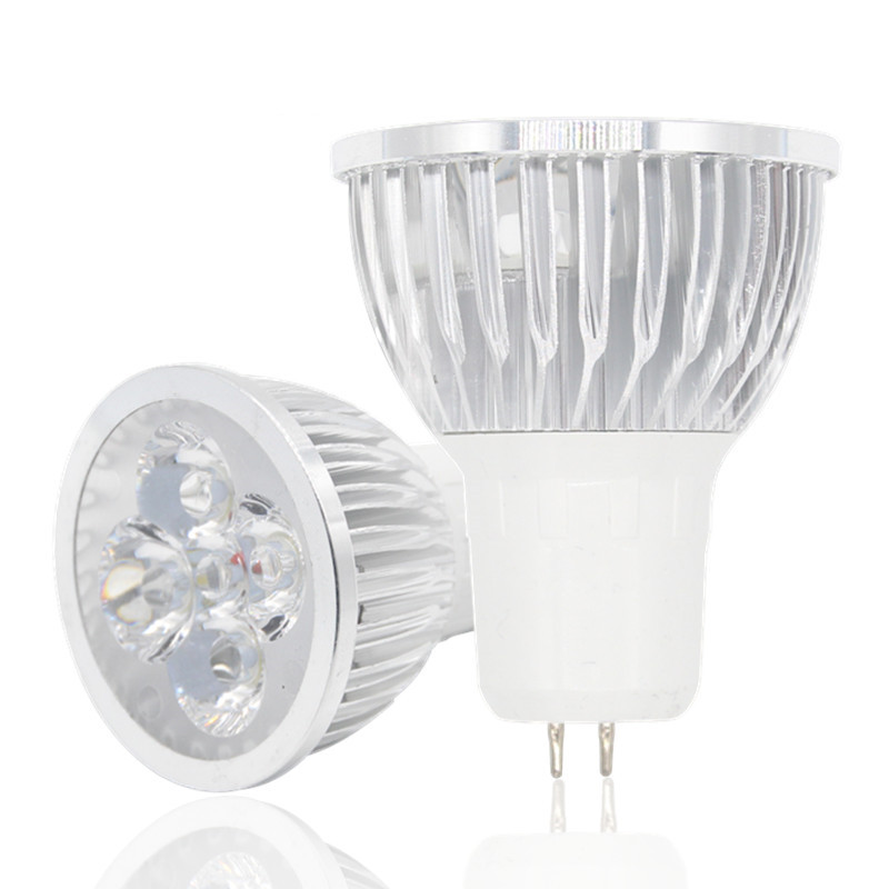 BEILAI 10pcs GU5.3 Dimmable LED Lamp 220V 110V GU 5.3 Lampada LED ...